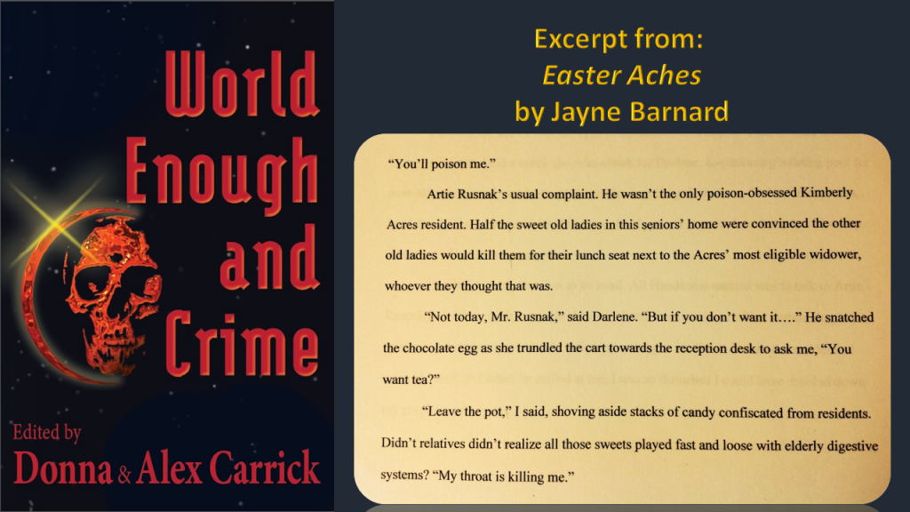EFD2 - World Enough EXCERPTS Barnard