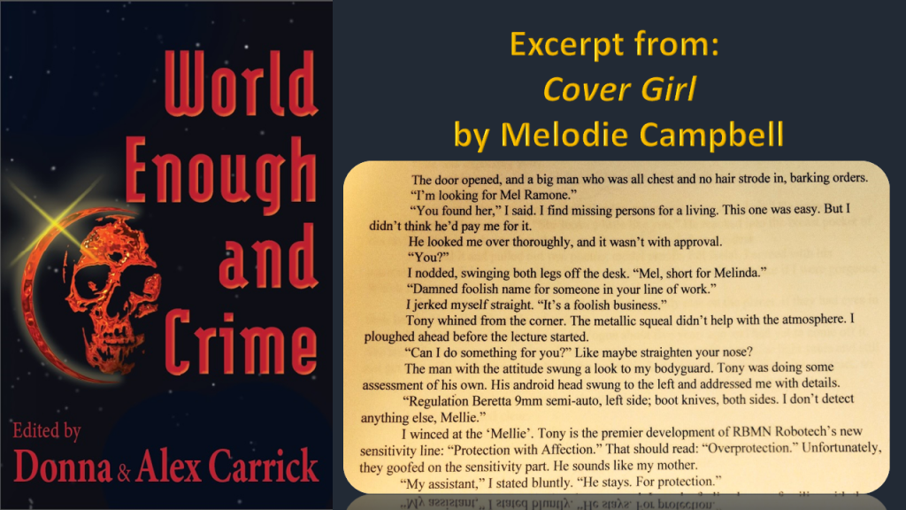 EFD2 - World Enough EXCERPTS Campbell