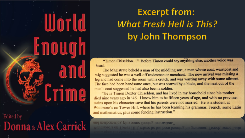 EFD2 - World Enough EXCERPTS Thompson