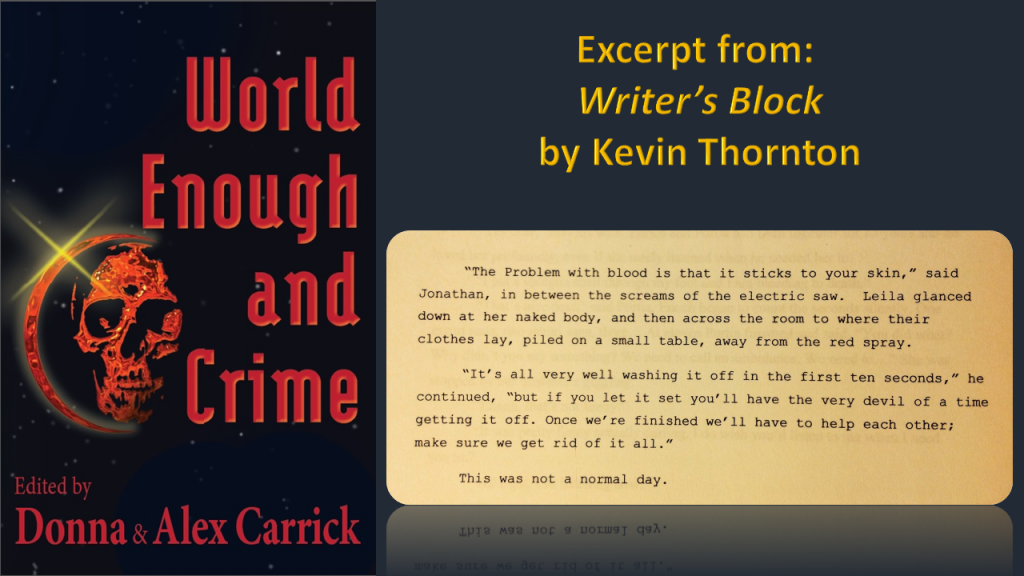 EFD2 - World Enough EXCERPTS Thornton