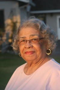 Claudette Jeffrey - author photo
