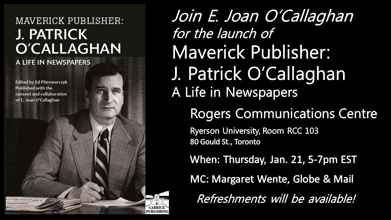 Joan O'Callaghan - Maverick Publisher Launch e-Vite USE